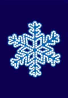 霓虹燈·雪水晶