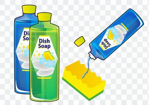 洗碗清潔劑