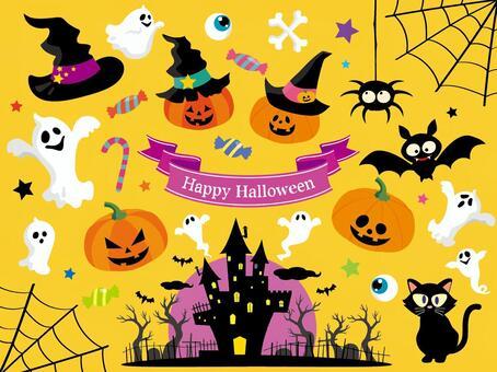 Halloween Illustration Collection (2)