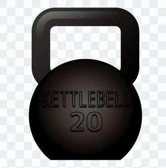 Kettle bell 1