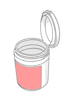 瓶口香糖6(彩色)