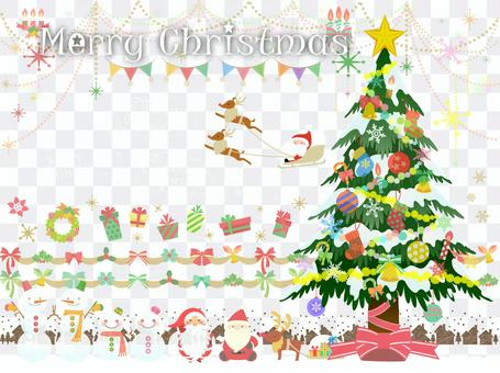 聖誕節材料4