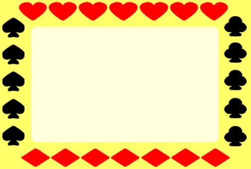 明信片黃色