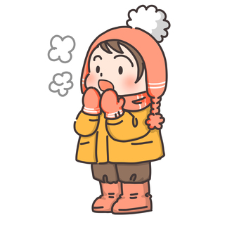 Cold day