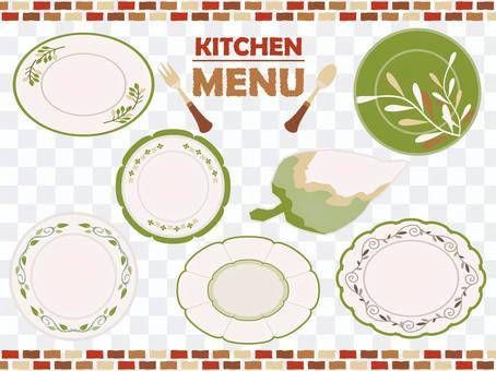裝扮米飯[03]盤子