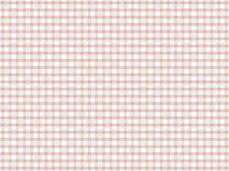 背景格子3_pink x米色