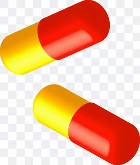薬 カプセル サプリ