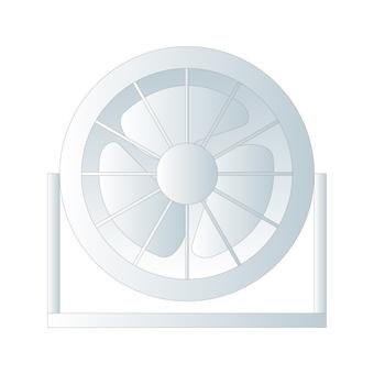 循環器(白色)