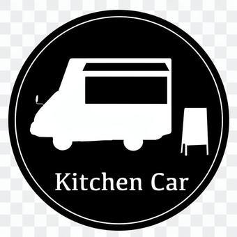 廚房車標誌