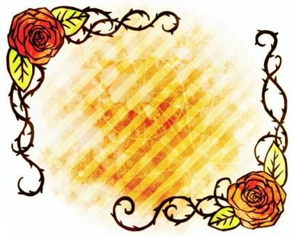 Roses Frame 02
