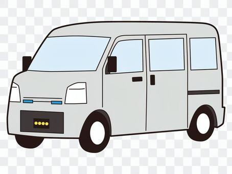 Light car Light van Van Commercial vehicle Car
