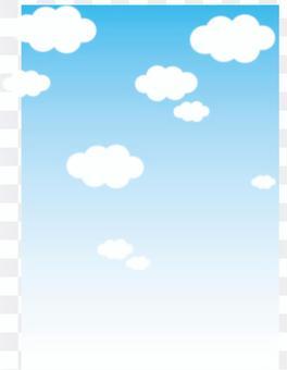 簡單的系列天空