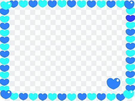 簡單的心框架2