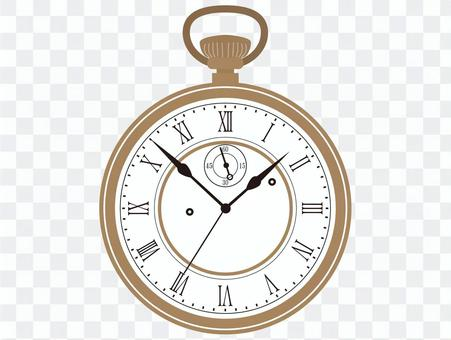 Watch, antique, dial,