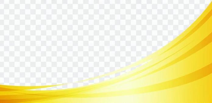 簡單的線條背景_黃金