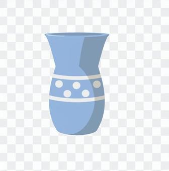花瓶(點)
