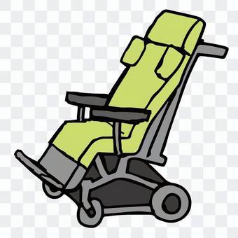 大型輪椅,可躺輪椅