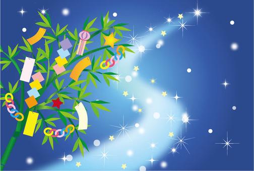 Tanabata card