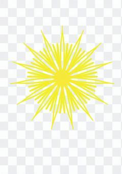 發光的星星