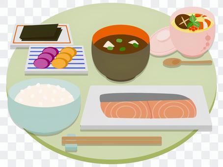 日本的食物