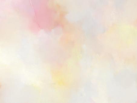 黃淡彩色水彩紋理背景