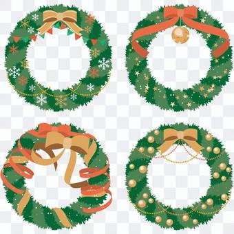 四個聖誕節租約