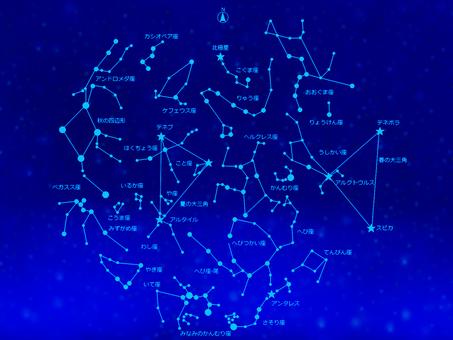 Summer constellation