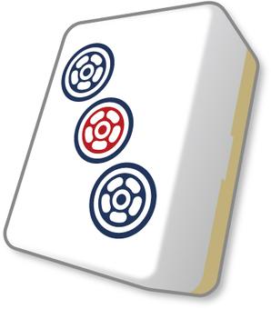 麻將牌Sampin