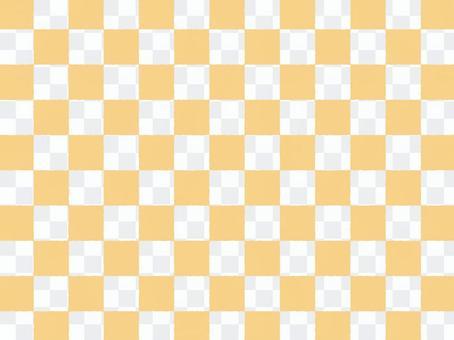 Checker a_ orange transparency _ cs