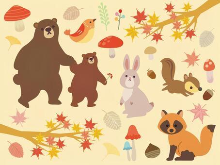 秋天的插圖集合(4)