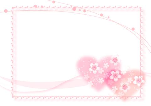 櫻桃插畫框架