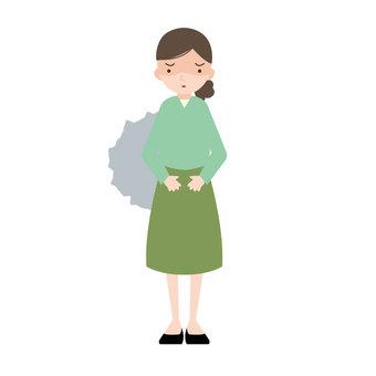 Gynecological illness