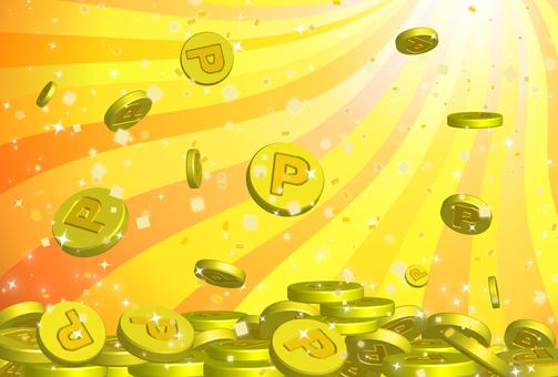 點金幣 4 脆脆的框架