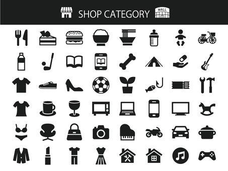 Shop category
