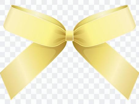 aiリボン・黄色