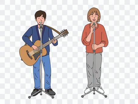 木吉他音頻