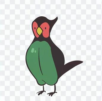 桃太郎的野雞
