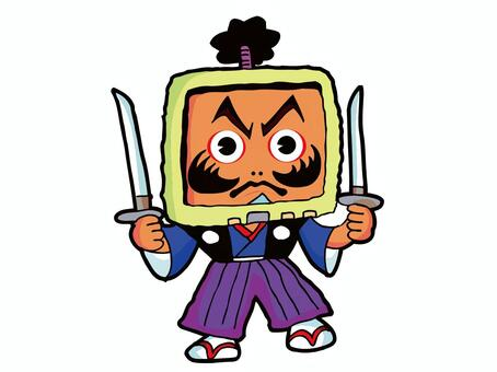 Personal computer samurai
