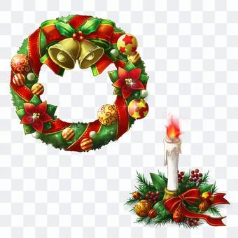 聖誕節材料1