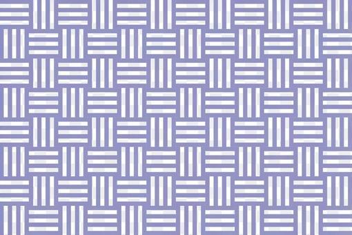 三崩し_紫