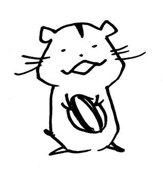 Djangarian倉鼠
