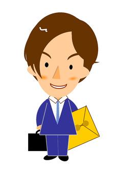 Business 12 (Salesman)
