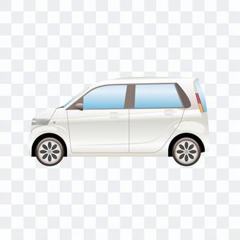 輕型汽車插圖