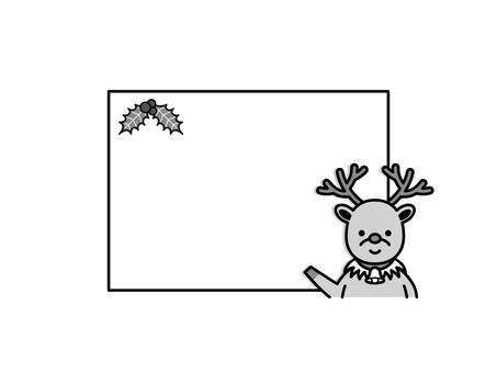 馴鹿留言板 2(單聲道)