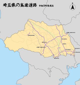 埼玉縣埼玉高速公路