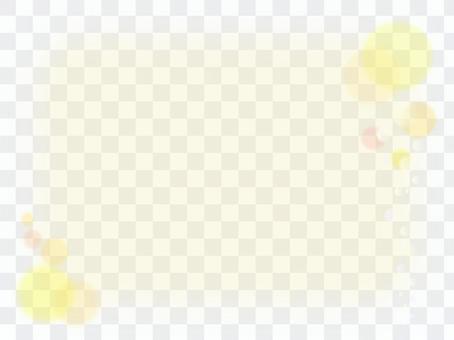 水斑點圖案背景材料黃色系列