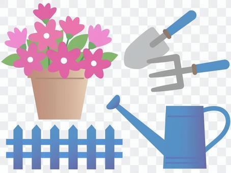 60717. Garden equipment 3
