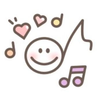 音符音樂透明微笑微笑心