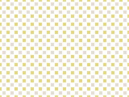 背景柄11_和柄・黃
