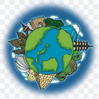 Earth / World